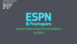 ESPN Foursquare Strategy